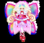 Perfil de Cure MaChérie Estilo Animado Madre (TV Asahi)
