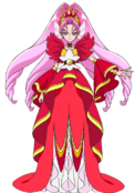 Cure Scarlett Asahi