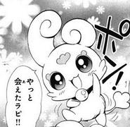 Flappy en el manga