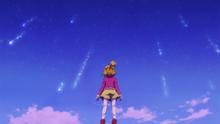 MTPC movie - Mirai watching shooting stars