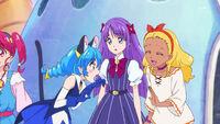 STPC28 Elena tells Yuni she can't eat the inhabitants