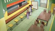 Akira se niega a probar el ramen de su padre