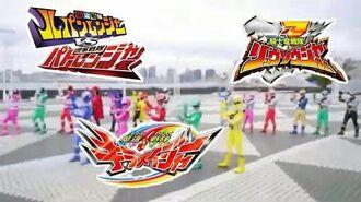 Ryu-Soulger Dance × Lupinranger VS Patranger , Kirameiger , Ryu-Soulger