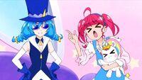 STPC36 Hikaru tells Blue Cat that stealing is bad