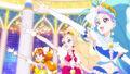 Flora, Mermaid and Twinkle
