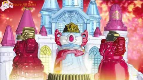 Go! Princess Precure Cure Scarlet - ¡Precure Scarlet Prominence! HD 1080