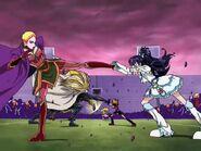 Pretty Cure vs Dotsuku Zone guardians