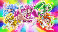 Smile pretty cure 8712