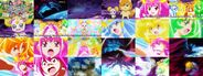 Ultra Rainbow Burst Collage