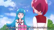 Hime preocupada por lo que le dira a la madre de Megumi