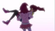 Mana y Megumi encuentro