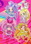 Suite Pretty Cure Chibi Cures