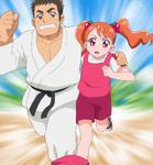 KKPCALM36-Genichirou Ichika 3-legged race