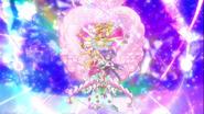 Mahou Tsukai Pretty Cure presentación ver. movie