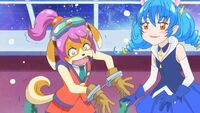 STPC36 Yuni messes around with Mary Ann