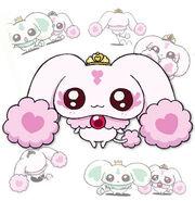 Pretty Cure Max Heart Movie2 Lulun profile