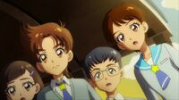 STPC40 Tatsunori is shocked to hear what Milky said