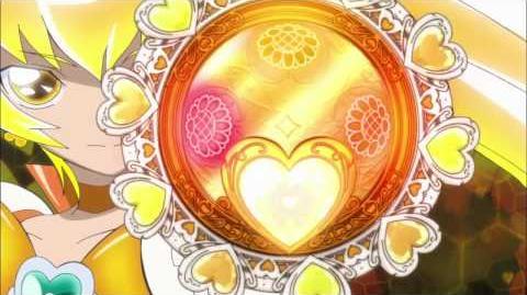 ¡Fuerte Ola Oscura Pretty Cure!