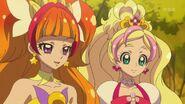 46. Twinkle y Flora hablando