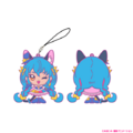 Cure Cosmo Keychain