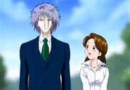 Kazama y yosimi