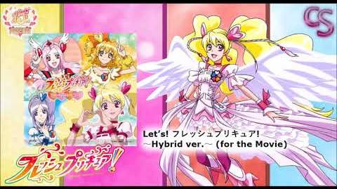 Let's!フレッシュプリキュア!~Hybrid ver ~ for the Movie