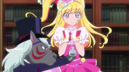 Trauuma consigue una lagrima de Pretty Cure