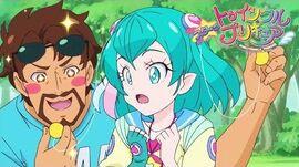 スター☆トゥインクルプリキュア 第22話予告 「おかえり、お父さん!星奈家の七夕☆」