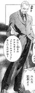 Bunbee humno en el manga