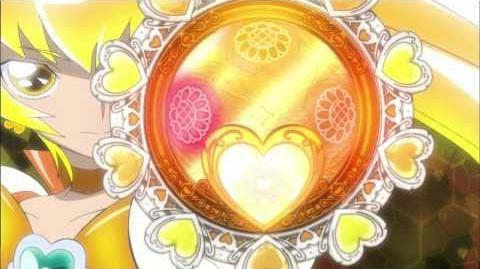 ¡Brillo Fortísimo Pretty Cure!
