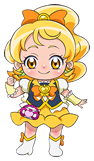 Perfil de Chibi Cure Honey