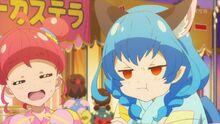 STPC25 Yuni doesn't like the nickname Tatsunori gave her