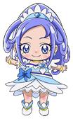 Perfil de Chibi Cure Diamond