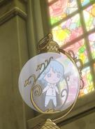 Blue muñeco