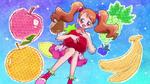 KKPCALM 01 Ichika holds a strawberry