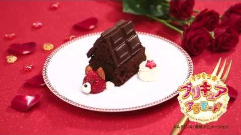 Making Of Dog Chocolate