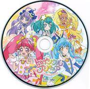 Star Twinkle 2nd ED CD