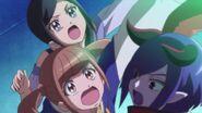 Chiyu intenta recuperar a Pegitan