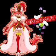 Cure Chocolat a la mode asahi