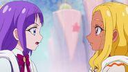 Madoka y Elena reconocen la fortaleza de cada una