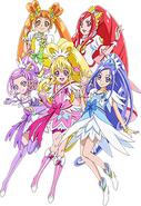Perfil DokiDoki Festival Pretty Cure