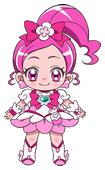Perfil de Chibi Cure Blossom