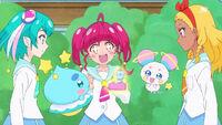 STPC16 Hikaru wants to make a lucky charm for Madoka
