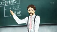 STPC22 Youichi used to be a university professor