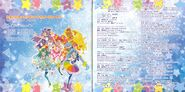 Star Twinkle Vocal Best Color Charge and List of Staff