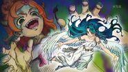 Kimimaro imagines Haruka as a devil