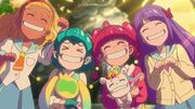 Star Twinkle Shisa grin