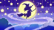 Vision de una bruja en la mente de mirak
