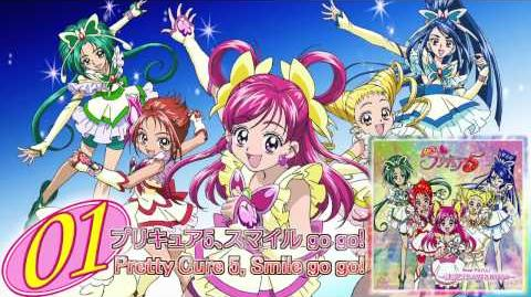 Yes! Precure 5 Vocal Album 1 Track01