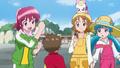 HCPC14 - Megumi encouraging Takuma